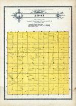 Township 25 Range 13, Conley, Holt County 1915